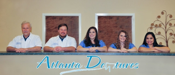 Atlanta Dentures Staff in Marietta, GA